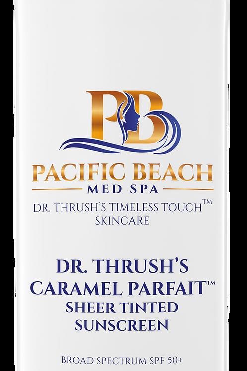 Dr. Thrush's Caramel Parfait™ Sheer Tinted Sunscreen