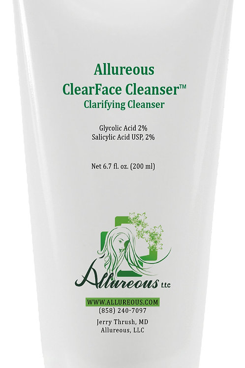 Allureous ClearFace Cleanser™