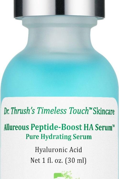Allureous Peptide-Boost HA Serum™