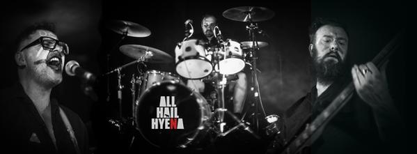 ALL HAIL HYENA by Trust-A-Fox