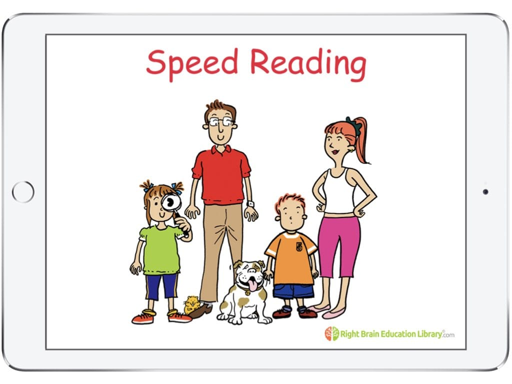 Speed Reading for Kids