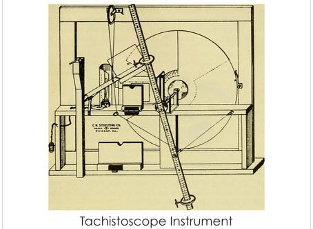 Tachistoscope Principle - Photographic Memory Training Using Flash Cards