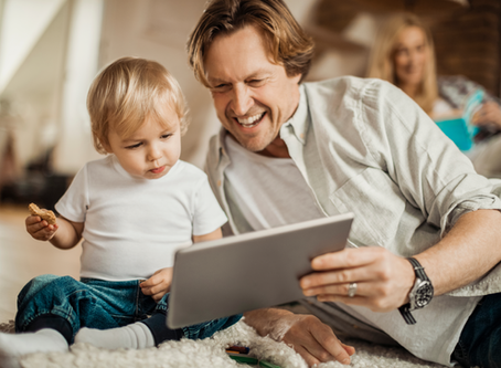 An Effective Way To Teach Your Infant At Home (or Online)