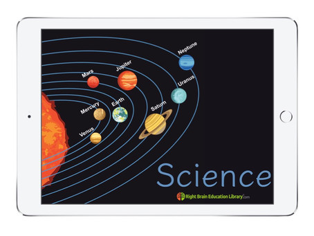 Just Launched! The Science Flashcards Collection