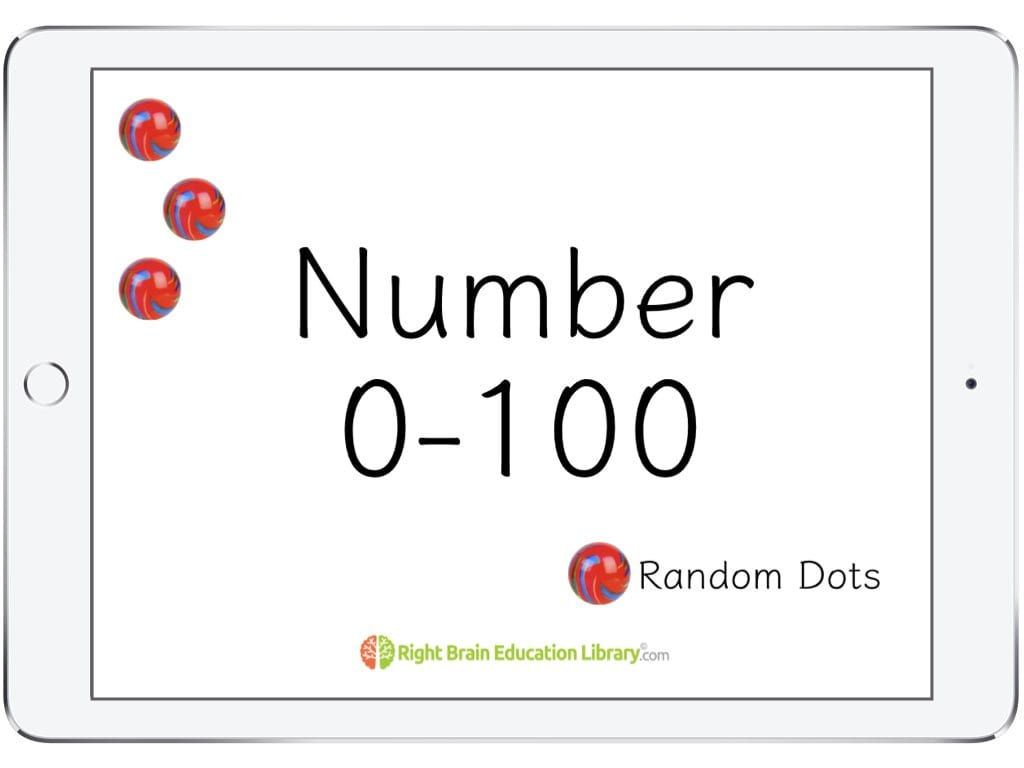 Random Dots Flashcards