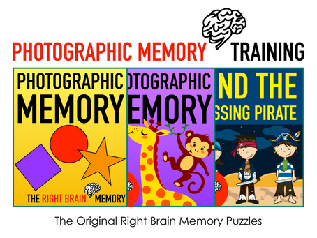 Photographic Memory Training for Babies and Toddlers