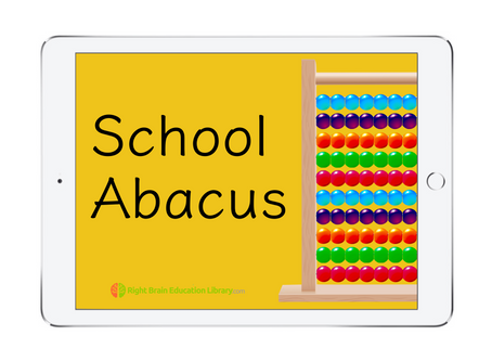 (Just Launch) School Abacus for Children