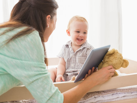 How To Start Your Baby/Toddler's Flashcard Lessons (For Starters)
