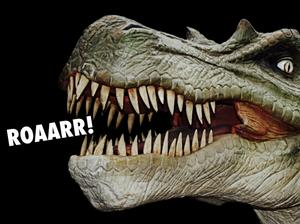 Dinosaur Flashcards