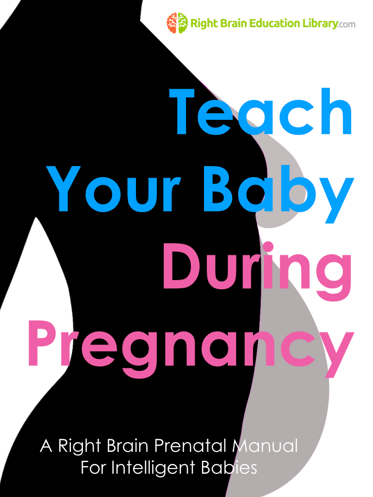 Teach your baby in womb