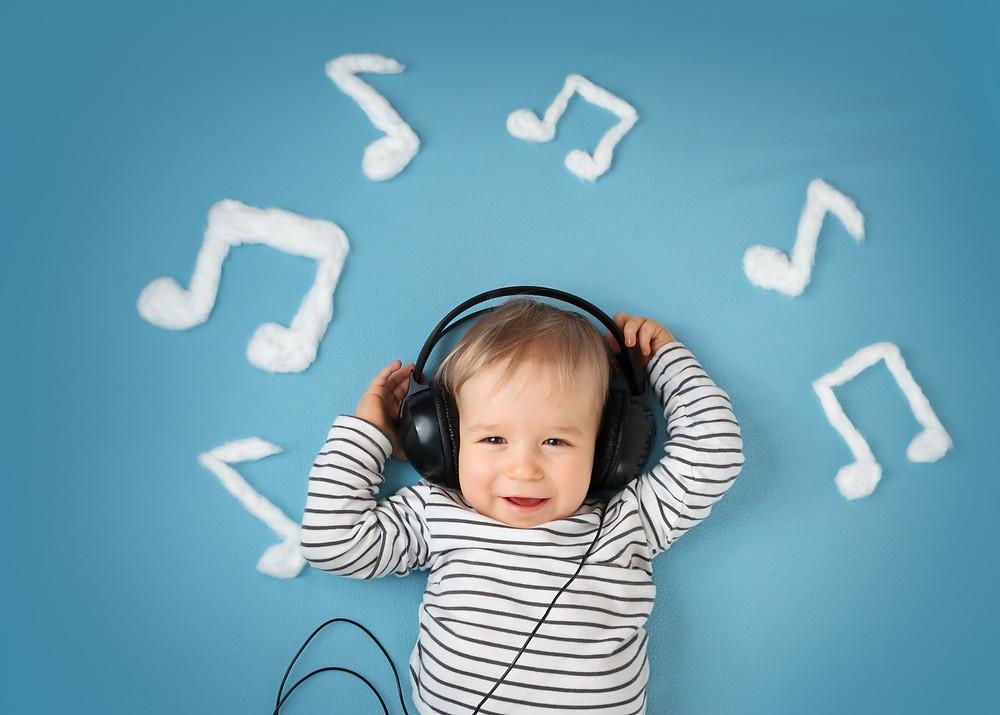 Baby Brain Music Activities