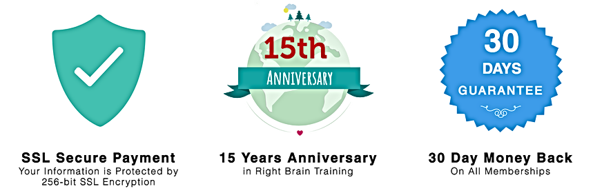 Right Brain Education Library Anniversar
