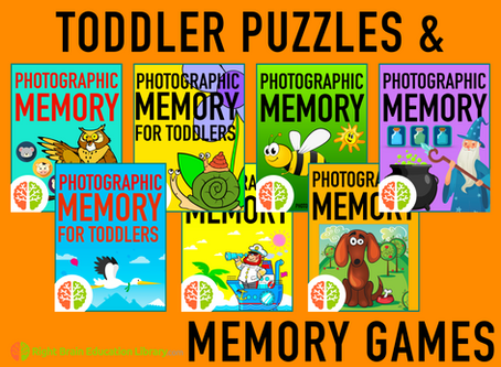 New Photographic Memory Puzzles Added