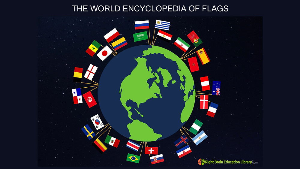 The Words Encyclopedia of flags