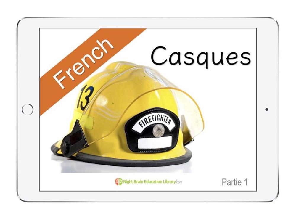 Right Brain Education Spanish Flashcards