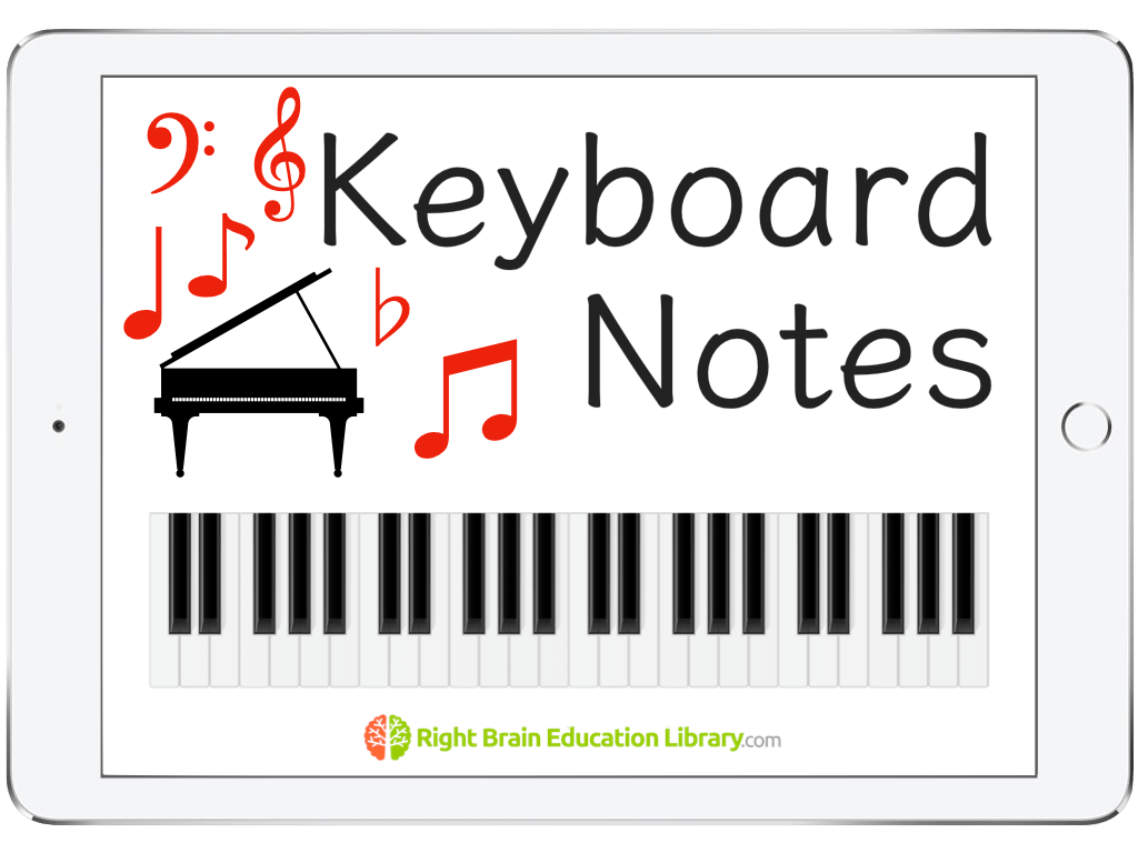 Keyboard Flashcards