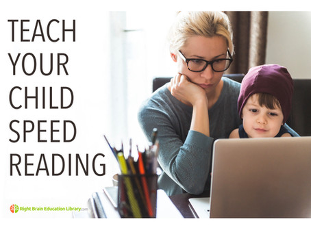 Teach Your Child Speed Reading
