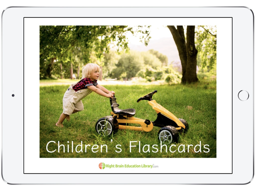 Children's Flashcards