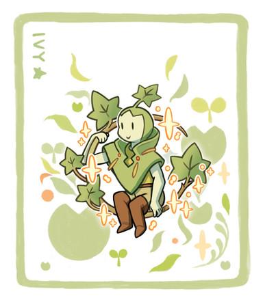 Ivy Charm