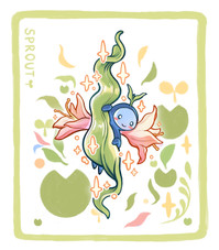 Sprout Charm