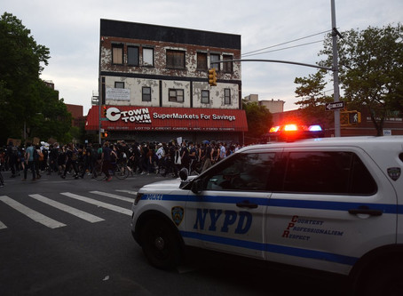 Repeal 50A and Investigate Police Brutality against Bronx Protestors