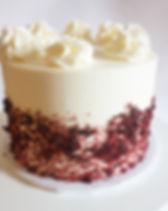 Red Velvet Party Cake
