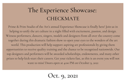 The Experience Showcase