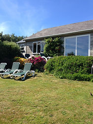 Meneth, Bryher Holiday Chalets, self catering accommodation on Bryher, Isles of Scilly