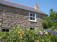 Glenhope High, self catering holiday cottage on Bryher, Isles of Scilly