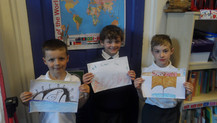 Year 2 postcard competition