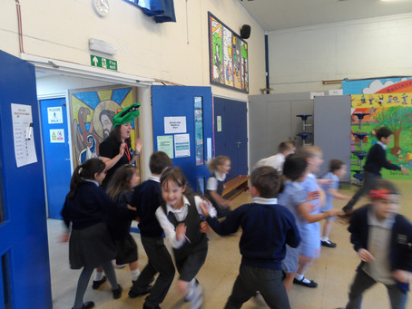 Year 2 Theatre Group