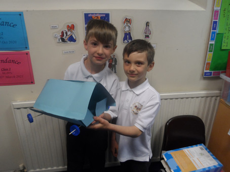 Year 2 stars of the week