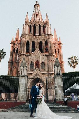 Cásate en San Miguel de Allende