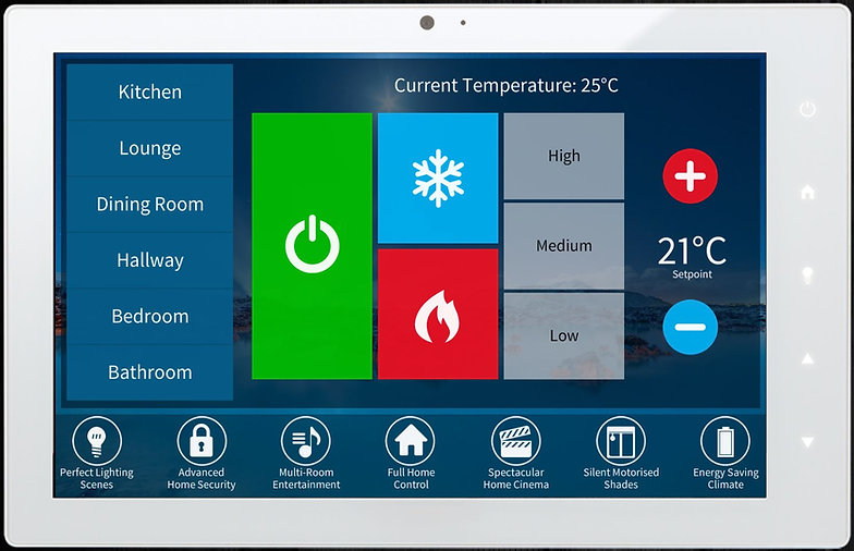 Heating & Cooling Control