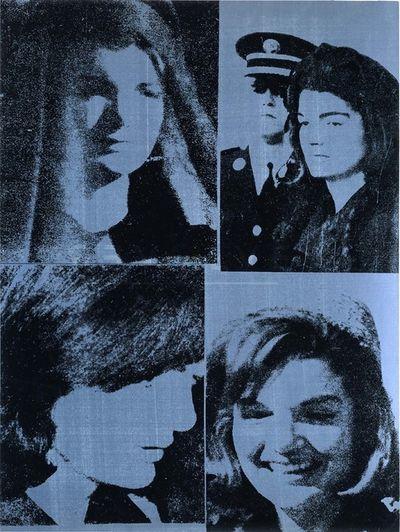 Andy Wharhol Jacqueline Kennedy III (FS