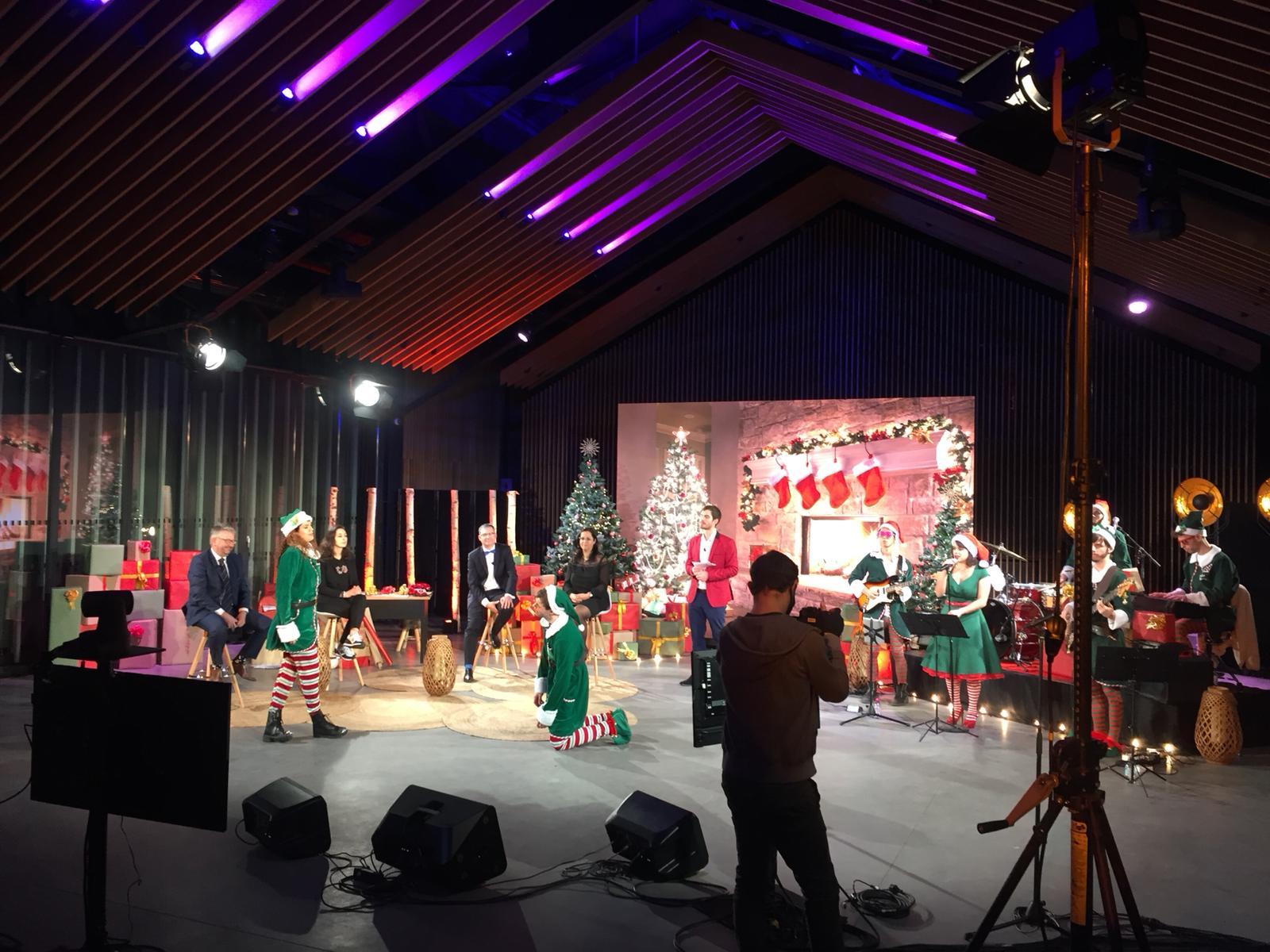 Evènement digital de Noël