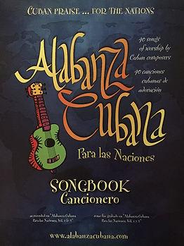 Alabanza Cubana Songbook - Cuban Praise