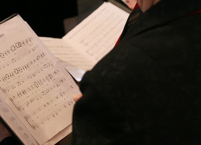 Orchestrations to Accompany the Choir