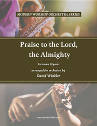Praise to the Lord, the Almighty - Cover