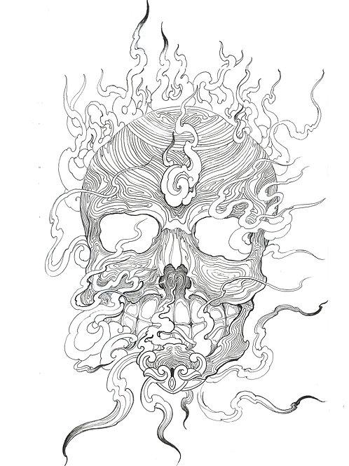 Skull Combustion