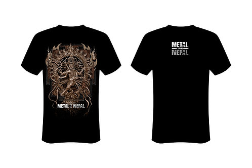 Silence Theme Tshirt