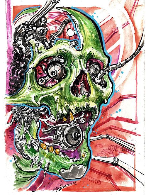 Cranium Malfunction | May The Punk Be With Yo