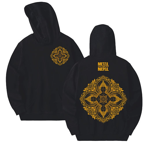 White Tara - Mother of Compassion - Hoodie
