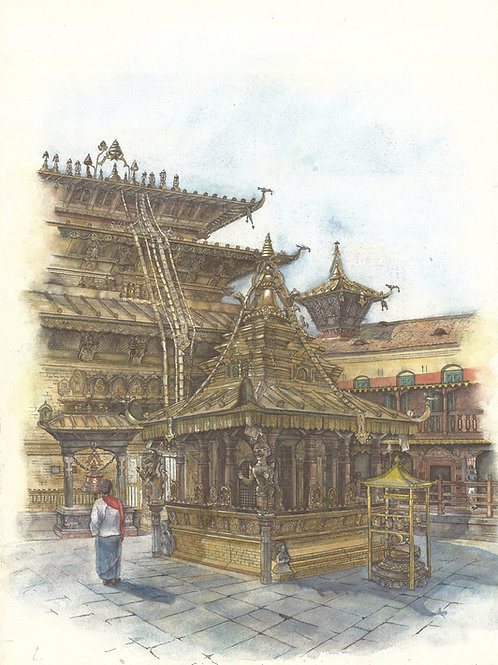 Hiranyavarna Mahabihar (Golden Temple)