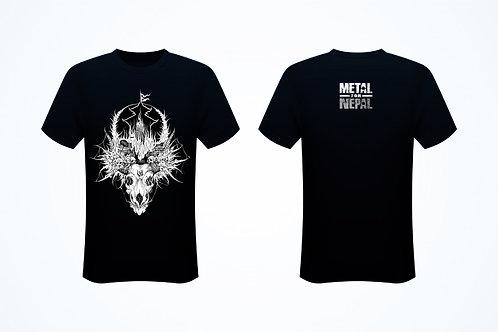 Metal for Nepal 'Sati' T-shirt