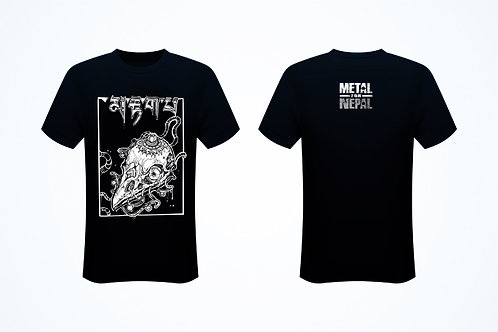 Mitakpa-Impermanence T-shirt
