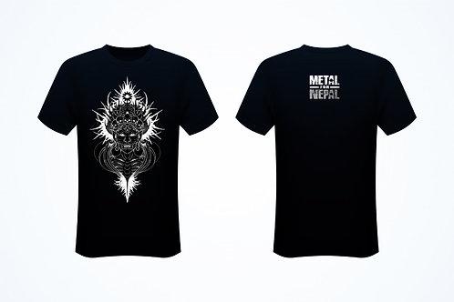 Metal for Nepal T-shirt