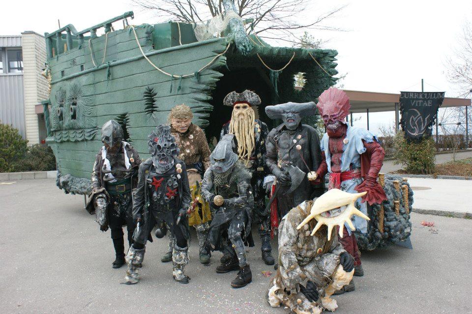 Davy Jones Crew 2011