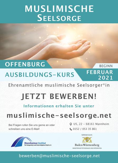 Ausbildungskurs Offenburg Oktober 2021