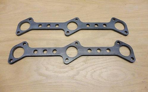 Ford Flathead Header Plates